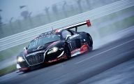 Audi Auto Series 22 Car Background