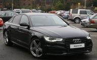 Audi Black Edition 10 Widescreen Car Wallpaper