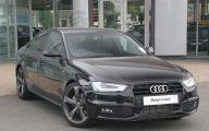 Audi Black Edition 28 Widescreen Car Wallpaper
