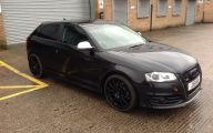 Audi Black Edition 31 Widescreen Car Wallpaper