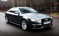 Audi Black Edition 33 Widescreen Car Wallpaper