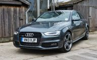 Audi Black Edition 4 Cool Wallpaper