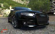 Audi Black Edition 9 Wide Wallpaper