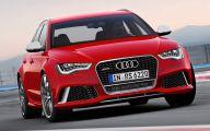Audi Red 10 Cool Car Wallpaper