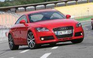 Audi Red 14 Widescreen Wallpaper