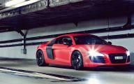 Audi Red 18 High Resolution Car Wallpaper