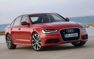 Audi Red 19 Wide Car Wallpaper