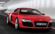 Audi Red 20 Widescreen Car Wallpaper