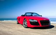 Audi Red 24 Cool Hd Wallpaper