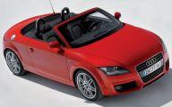 Audi Red 27 Widescreen Car Wallpaper