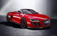 Audi Red 31 Background