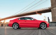 Audi Red 33 Cool Wallpaper
