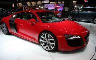 Audi Red 4 High Resolution Wallpaper