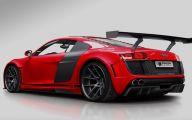 Audi Red 5 High Resolution Car Wallpaper