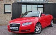 Audi Red 6 Widescreen Car Wallpaper