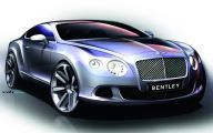 Bentley Sports Car 8 Background