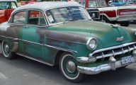 Chevrolet Old Model 5 Free Wallpaper