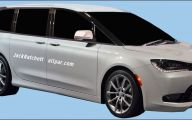 Chrysler Minivans 2016 16 High Resolution Wallpaper