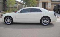 Chrysler White Car 13 Wide Wallpaper