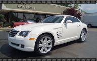 Chrysler White Car 15 Hd Wallpaper