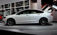 Chrysler White Car 27 Car Desktop Background
