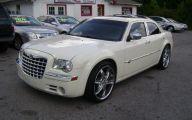 Chrysler White Car 31 Hd Wallpaper