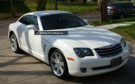 Chrysler White Car 32 Wide Car Wallpaper