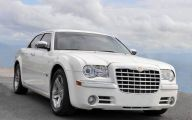 Chrysler White Car 36 Cool Wallpaper