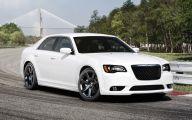Chrysler White Car 37 Car Desktop Wallpaper