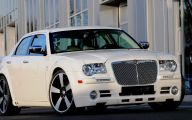 Chrysler White Car 5 Cool Hd Wallpaper