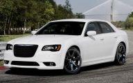 Chrysler White Car 6 Cool Wallpaper