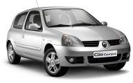 Clio Renault 19 Widescreen Car Wallpaper