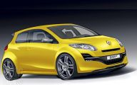 Clio Renault 22 High Resolution Car Wallpaper