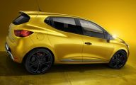 Clio Renault 4 Car Desktop Background