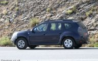 Dacia Black Car 15 High Resolution Wallpaper