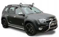 Dacia Black Car 32 Free Car Wallpaper