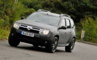 Dacia Black Car 8 Free Car Hd Wallpaper