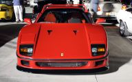 Ferrari Car Mall Display 1 Wide Car Wallpaper