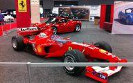 Ferrari Car Mall Display 17 Car Background