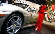 Ferrari Car Mall Display 3 Cool Car Hd Wallpaper