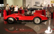 Ferrari Car Mall Display 4 Wide Car Wallpaper
