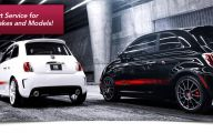 Fiat Service Center 42 Car Desktop Background