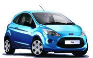 Ford Brand New Cars 3 Desktop Wallpaper