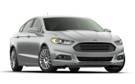Ford Luxury Car 4 Widescreen Wallpaper