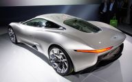 Jaguar Latest Model 20 Widescreen Car Wallpaper
