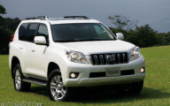 Kia Prado 16 Car Background Wallpaper