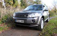 Land Rover 4W D 16 Widescreen Car Wallpaper