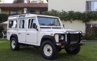 Land Rover 4W D 27 High Resolution Wallpaper