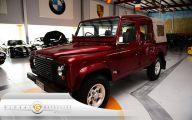 Land Rover 4W D 3 High Resolution Wallpaper