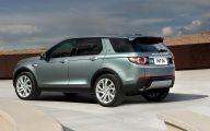Land Rover Discovery Sport 10 Car Desktop Background